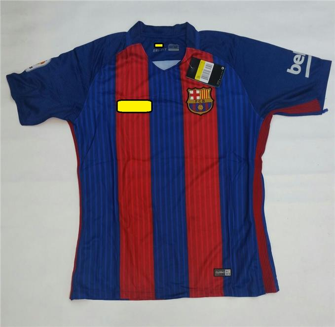 Jersey/Jersi Barcelona Home 2016/2017- Player Issue