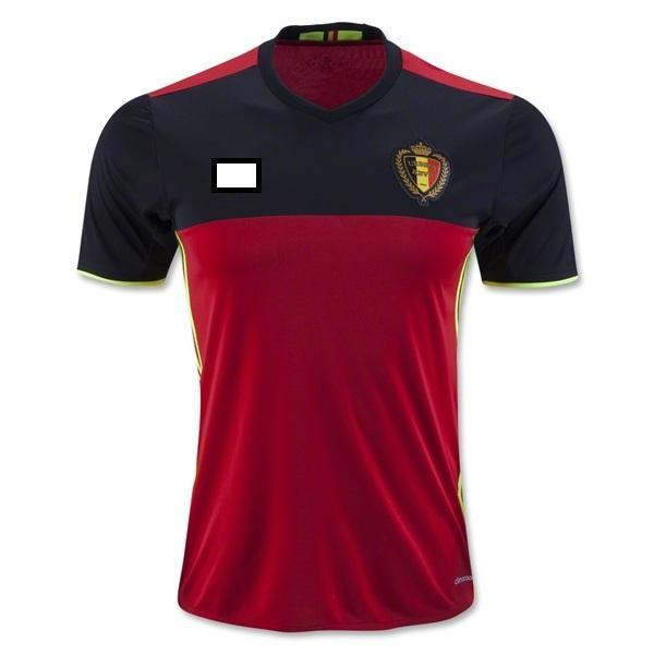 Jersey/Jersi Belgium Home Euro 2016 Adizer0 PI Player Issue