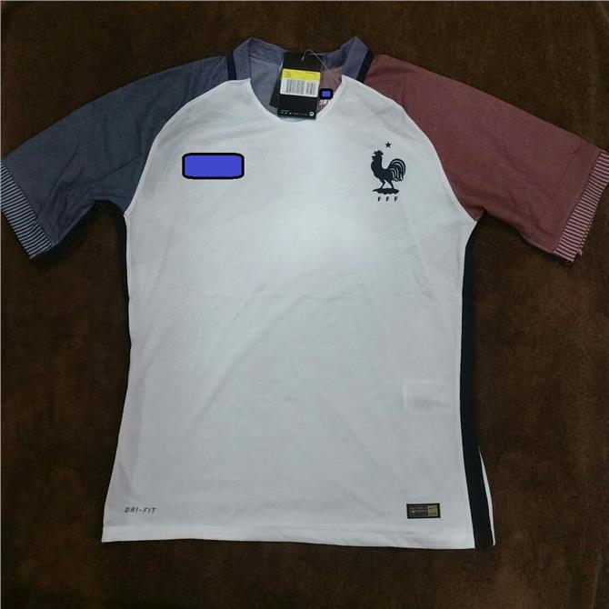 Jersey/Jersi France Away Euro 2016- Player Issue