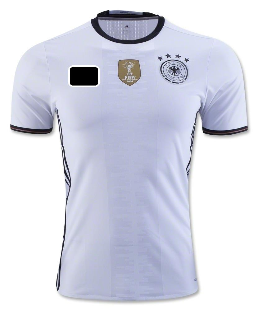 Jersey/Jersi Germany Home 2016 Adizer0 PI Player Issue