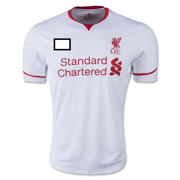 Jersey/Jersi Liverpool Away 2015/2016