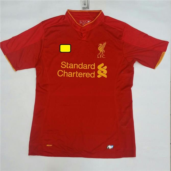 Jersey/Jersi Liverpool Home 2016/2017 WITH BPL ARM PATCH