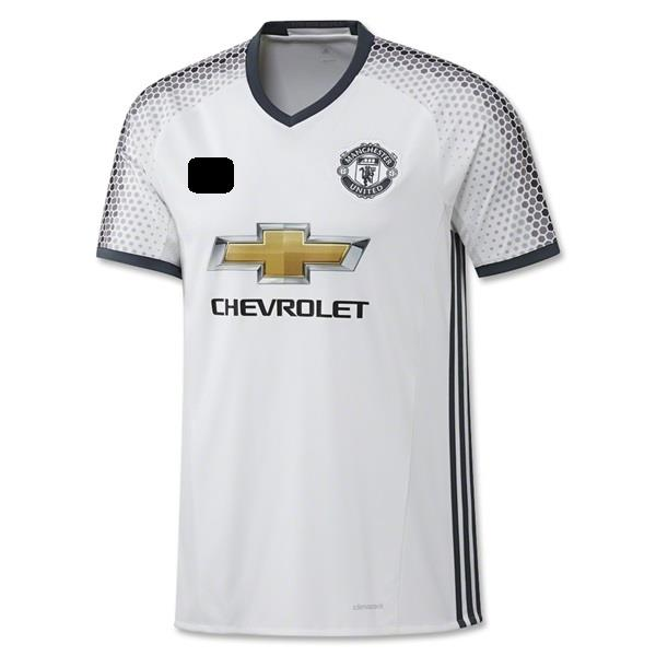 Jersey/Jersi Man Utd 3rd Third 2016/2017 WITH BPL ARM PATCH
