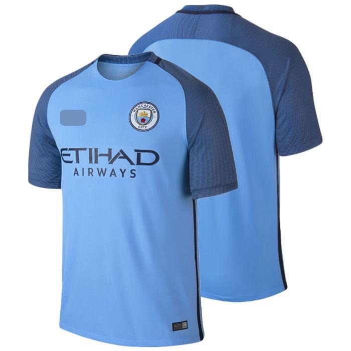Jersey/Jersi Manchester City Home 2016/2017 WITH BPL ARM PATCH