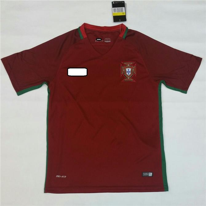 Jersey/Jersi Portugal Home Euro 2016