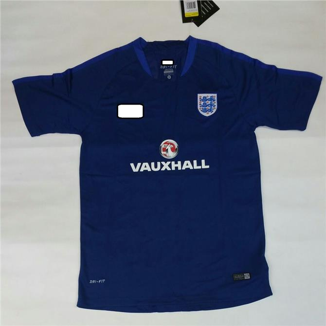 Jersey/Jersi PreMatch/Training England Euro 2016 - BLUE