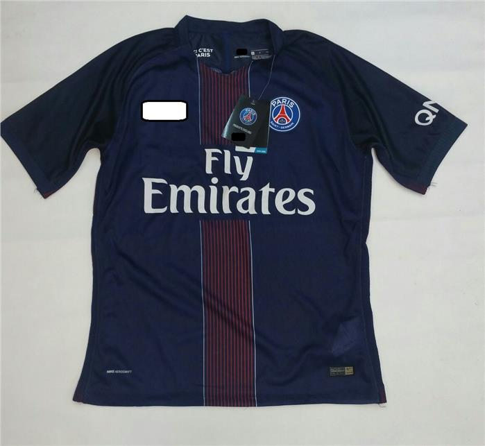 Jersey/Jersi PSG-Paris Saint Germain Home 2016/2017- Player Issue