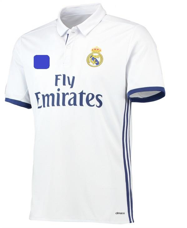 Jersey/Jersi Real Madrid Home 2016/2017