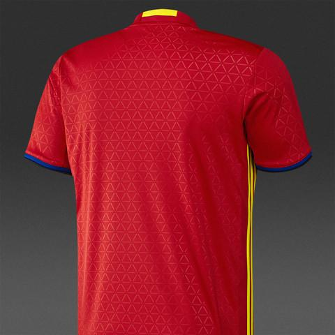 Jersey/Jersi Spain Home Euro 2016 Adizer0 PI Player Issue