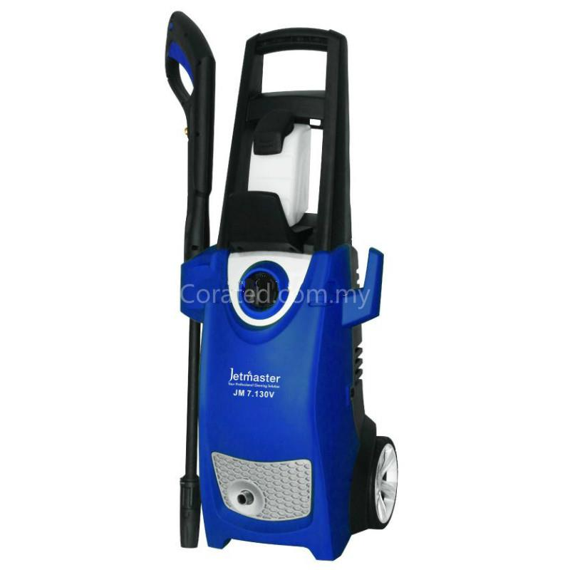 [New] Jetmaster JM7.130V-I High Presure Cleaner140Bar (6 Mth Warranty)