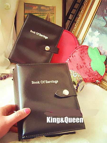 Jewellery Storage Book for Earring