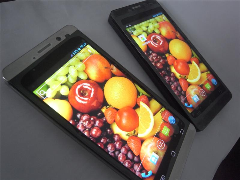 Jiayu G3  dual core 1GB RAM IPS screen HD resolution 1280�720  MTK6577