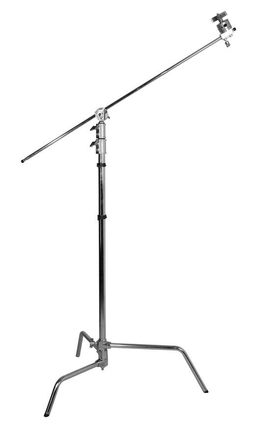 Jinbei CK-1 Magic Stand Extra Heavy Duty Stainless Steel Boom Stand