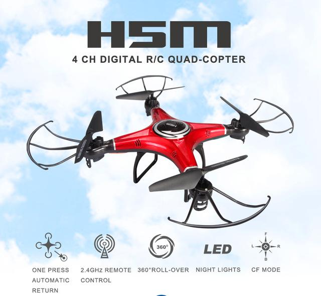 JJRC H5M Quadcopter Drone with built-in music