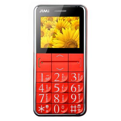 Large display cell phones for seniors