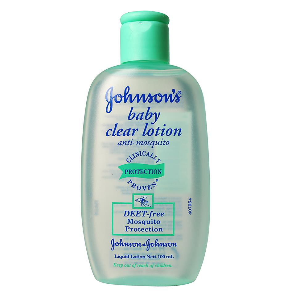Johnson S Baby Clear Lotion A End 3 15 2016 3 15 Pm Myt