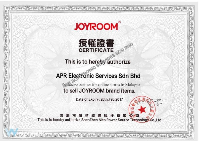 JOYROOM JR-S115 Iphone 5 - Iphone 6 Plus Lightning Cable High Quality