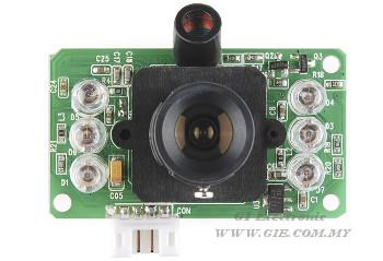 JPEG Color Camera UART-TTL Interface with Infrared