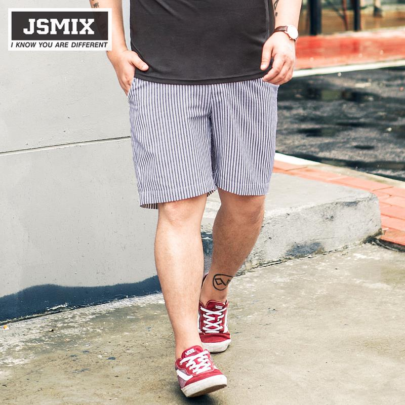 "JSMIX Men's Plus Size (36""~48"") Big Large Size Casual Shorts 62K0046"