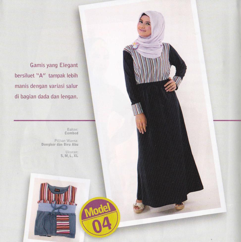 Jubah Qirani Limited Edition 04
