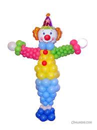 THE JUGGLES CLOWN THEMED PARTY BALLOON