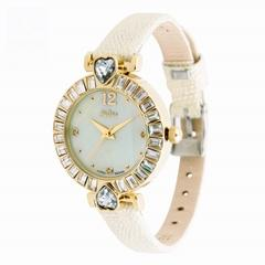 NEW JULIUS RHINESTONES FASHION LADIES WATCH FOR SALES