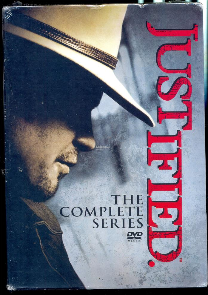Justified - The Complete Series - New Box Set DVD