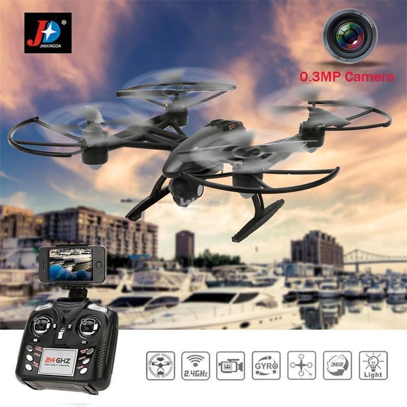 JXD 509W RC Quadcopter