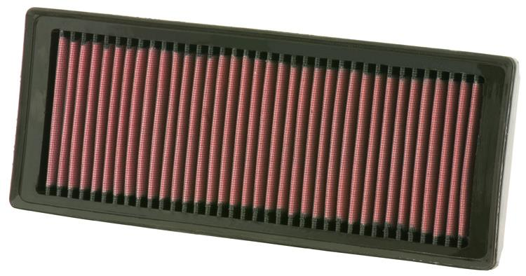 K&N HIGH FLOW DROP IN AIR FILTER AUDI A4/A5/COUPE 1.8/2.0 TSI