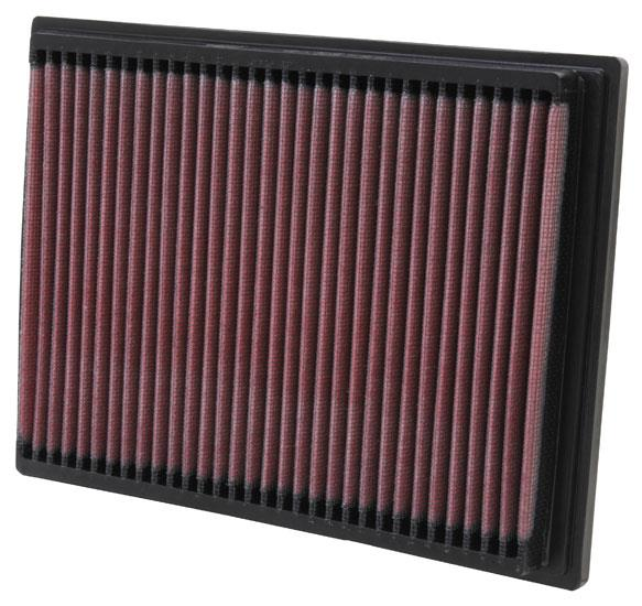 K&N HIGH FLOW DROP IN AIR FILTER BMW E36 320 325 M50 328 M52 1991-1995