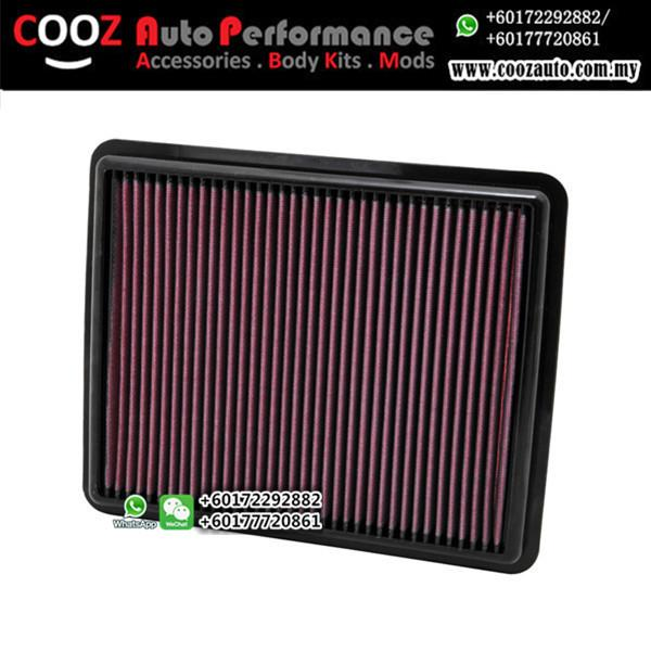 K&N HIGH FLOW DROP IN AIR FILTER HYUNDAI SANTA FE 2.4/3.5 V6 2010+