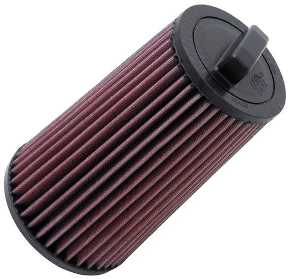 K&N HIGH FLOW DROP IN AIR FILTER MERCEDES E CLASS 200 KOMPRESSOR W211