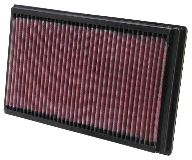 K&N HIGH FLOW DROP IN AIR FILTER MINI COOPER S 1.6L SUPERCHARGER 02-07