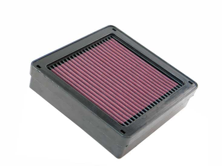 K&N HIGH FLOW DROP IN AIR FILTER MITSUBISHI AIRTREK TURBO / NON TURBO
