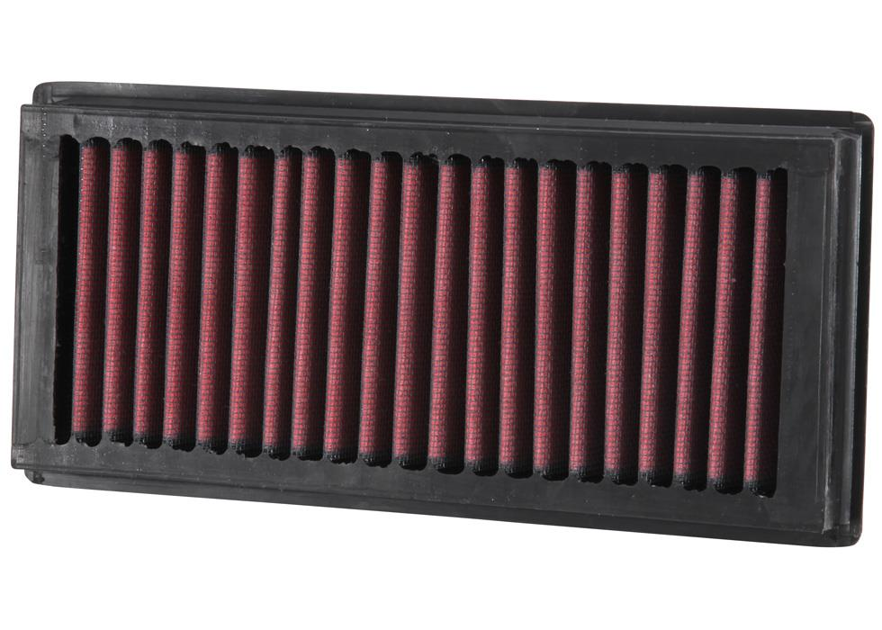 K&N HIGH FLOW DROP IN AIR FILTER MITSUBISHI COLT 1.3/1.5 2004-2007