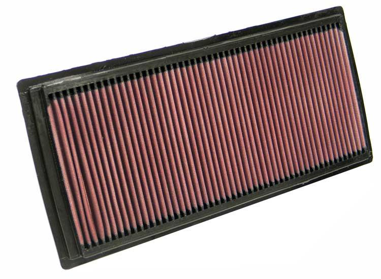 K&N HIGH FLOW DROP IN AIR FILTER NISSAN FRONTIER 2.5 2006-2010