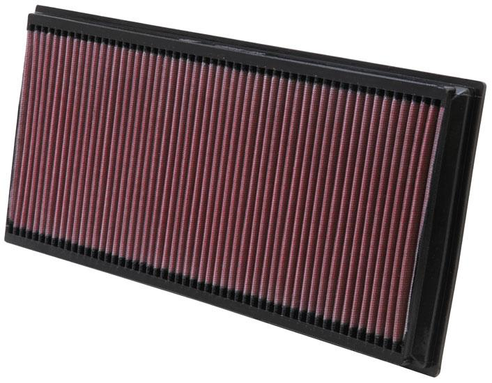 K&N HIGH FLOW DROP IN AIR FILTER PORSCHE CAYNNE 2006 +