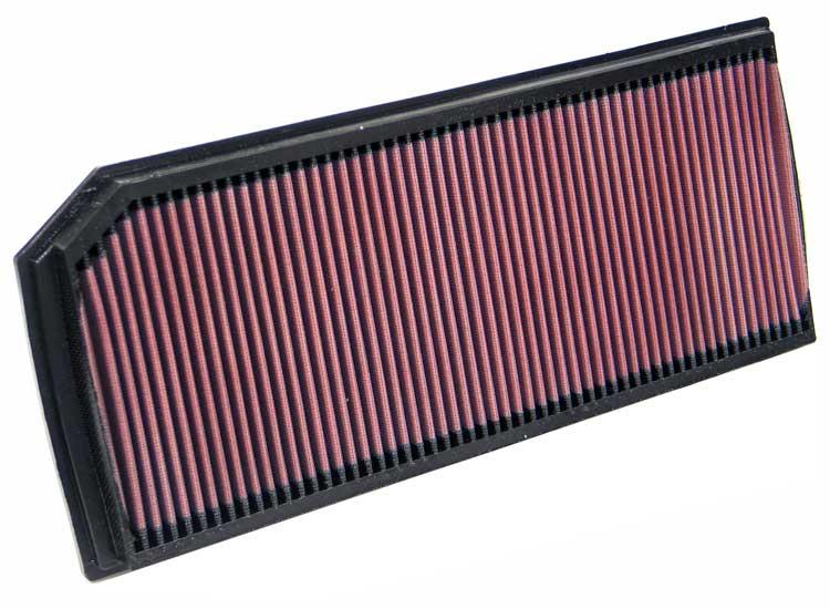 K&N HIGH FLOW DROP IN AIR FILTER VOLKSWAGEN GOLF/PASSAT 2.0 TURBO/MK5