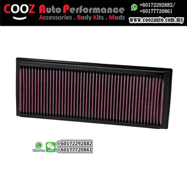 K&N HIGH FLOW DROP IN AIR FILTER VOLKSWAGON PASSAT 1.8 T 2011+