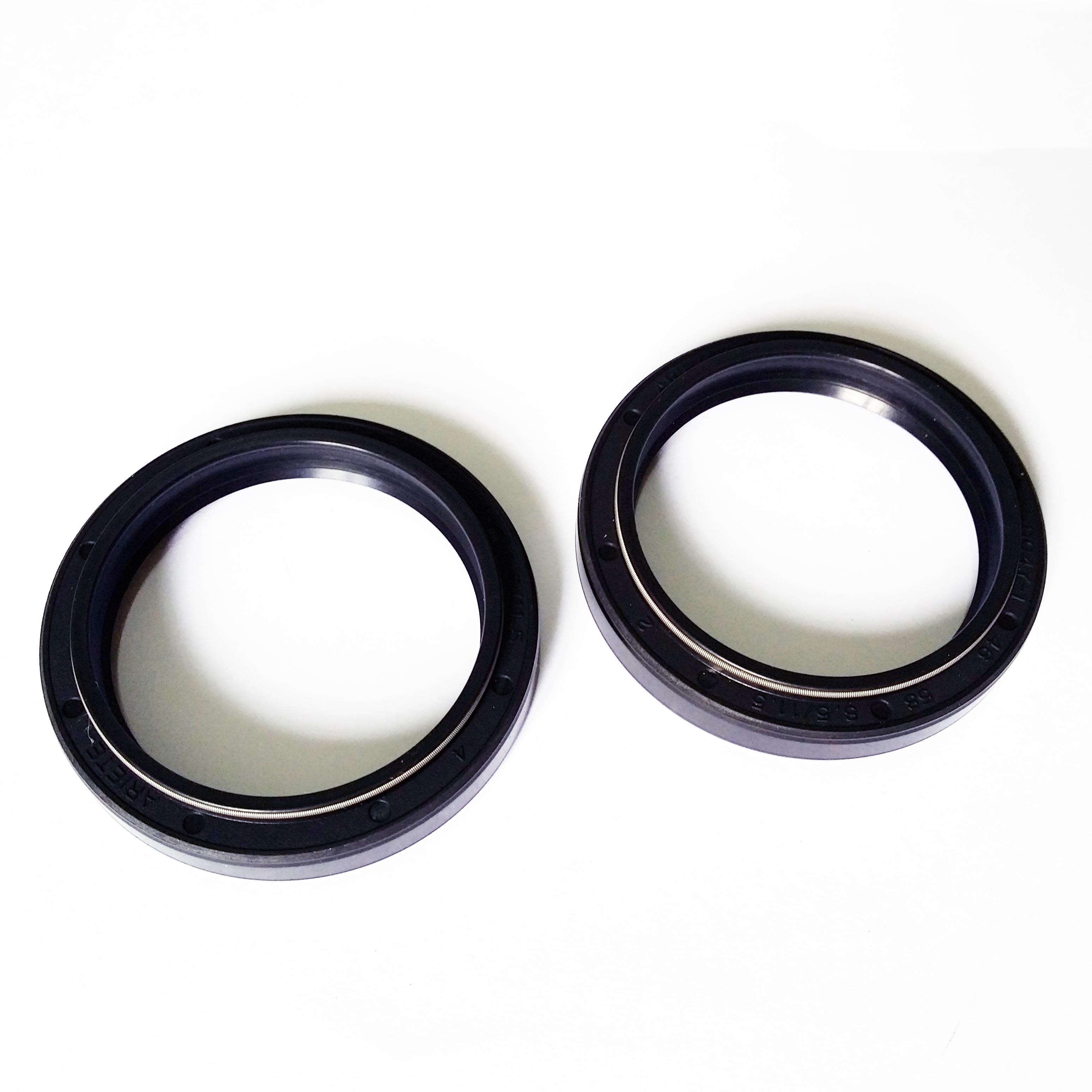 K-Tech Honda CR125 1989-1991 NOK Front Fork Oil Seals 45x57x11mm