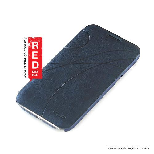 KALAIDENG OSCAR 2 Series Cover Case for Galaxy Note 2 Blue