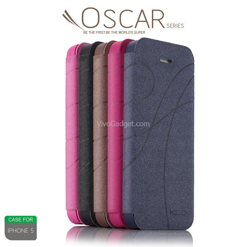 Kalaideng Oscar Series Apple iPhone 5 Flip Cover Case - Original