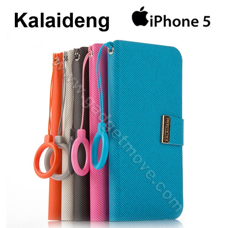 Kalaideng Unique Apple IPhone 5 5S SE Fashion Leather Case
