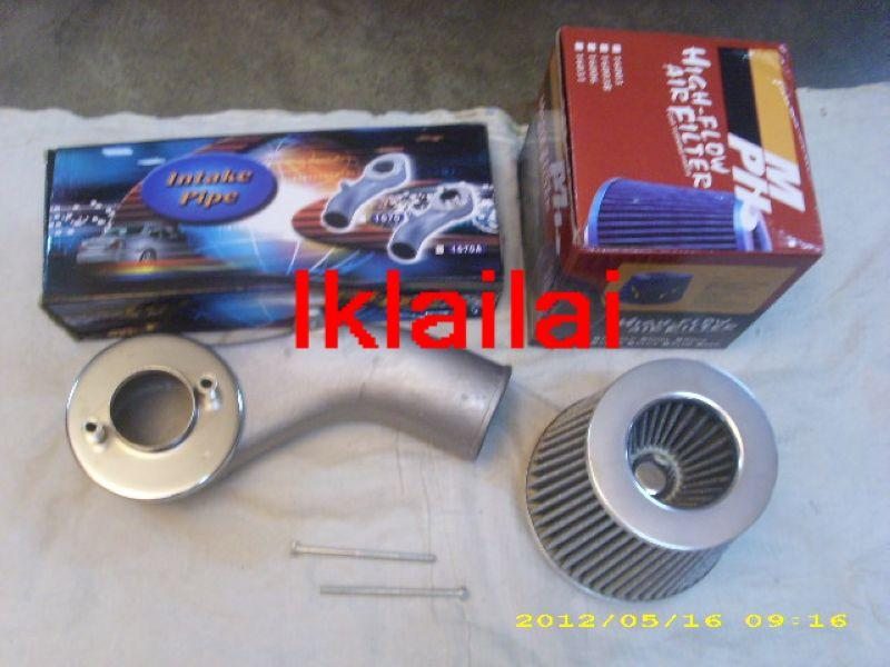 Ram Air Cleaner Kit : Kancil ram pipe kit with air filter k end pm
