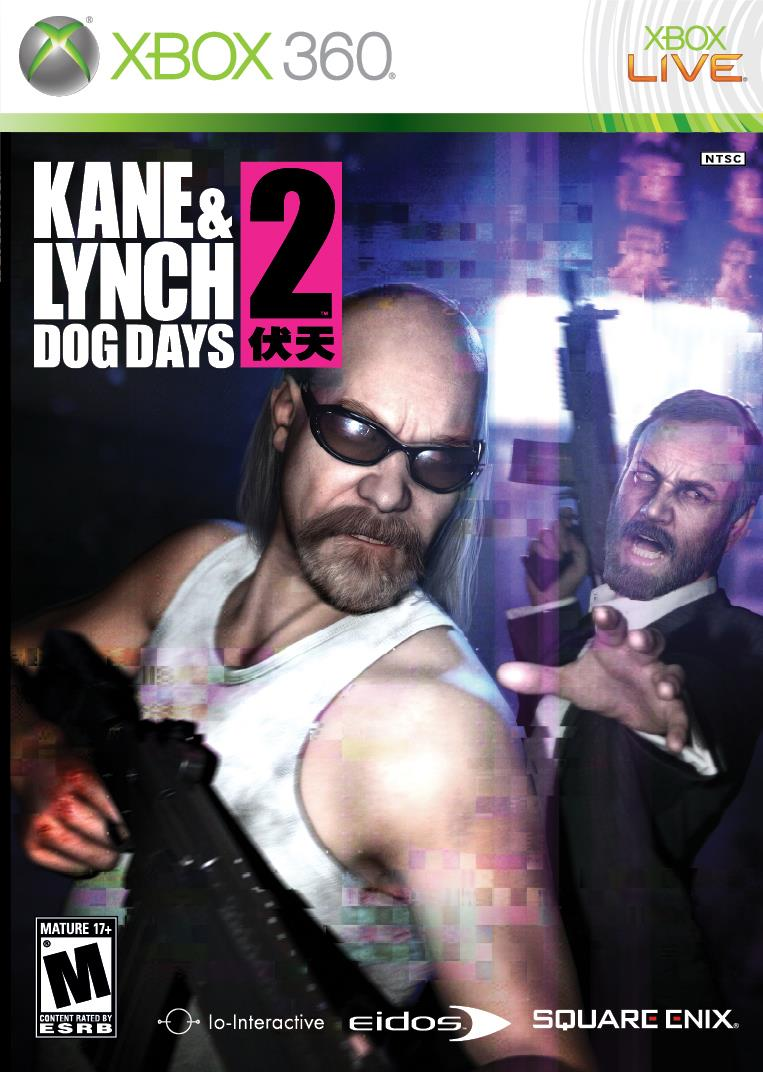 Kane & Lynch 2: Dog Days Limited Edition - Xbox 360