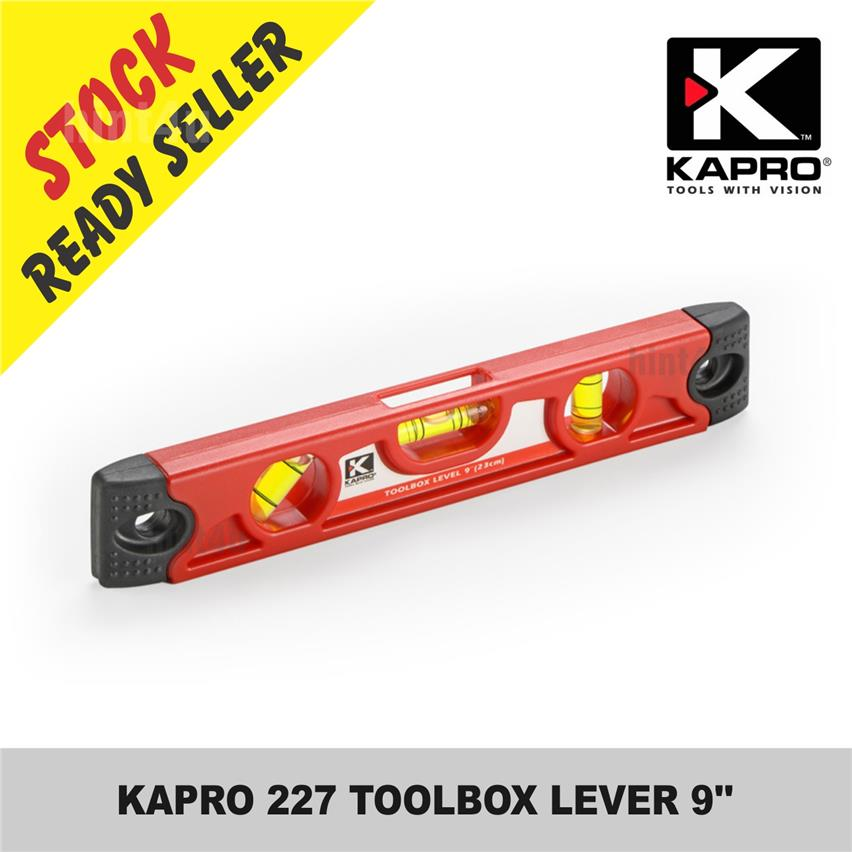 KAPRO 227 TOOLBOX LEVER 9''