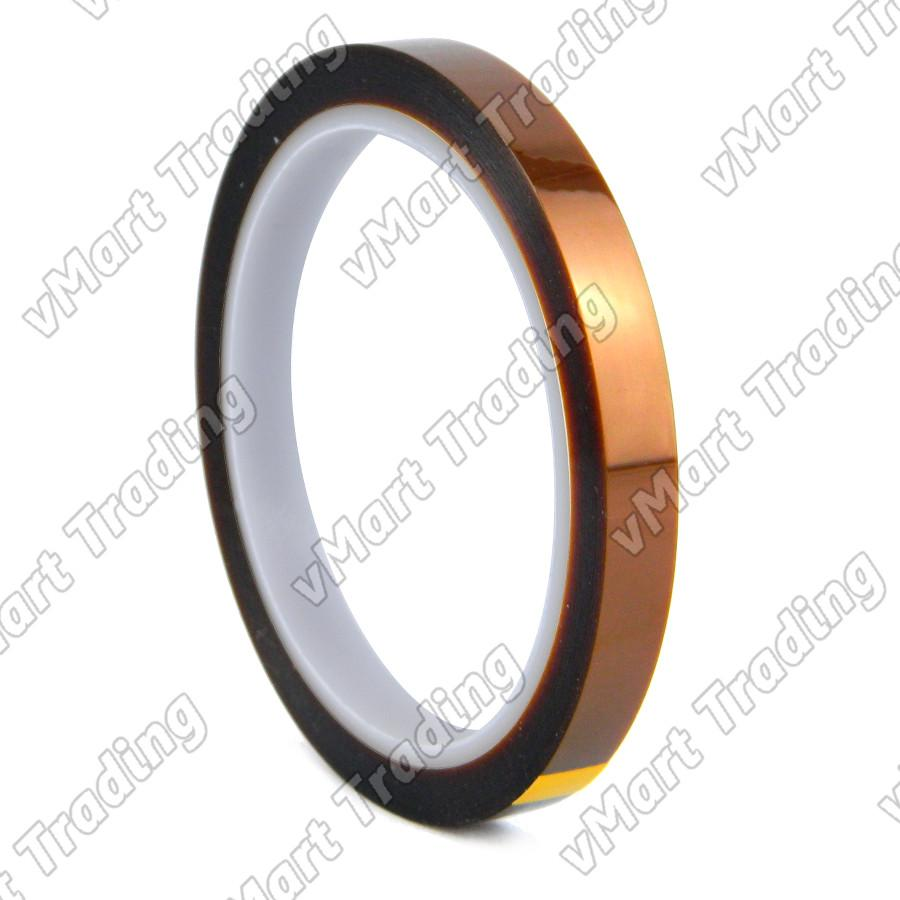 Kapton Polyimide Tape with Silicone Adhesive 10mm