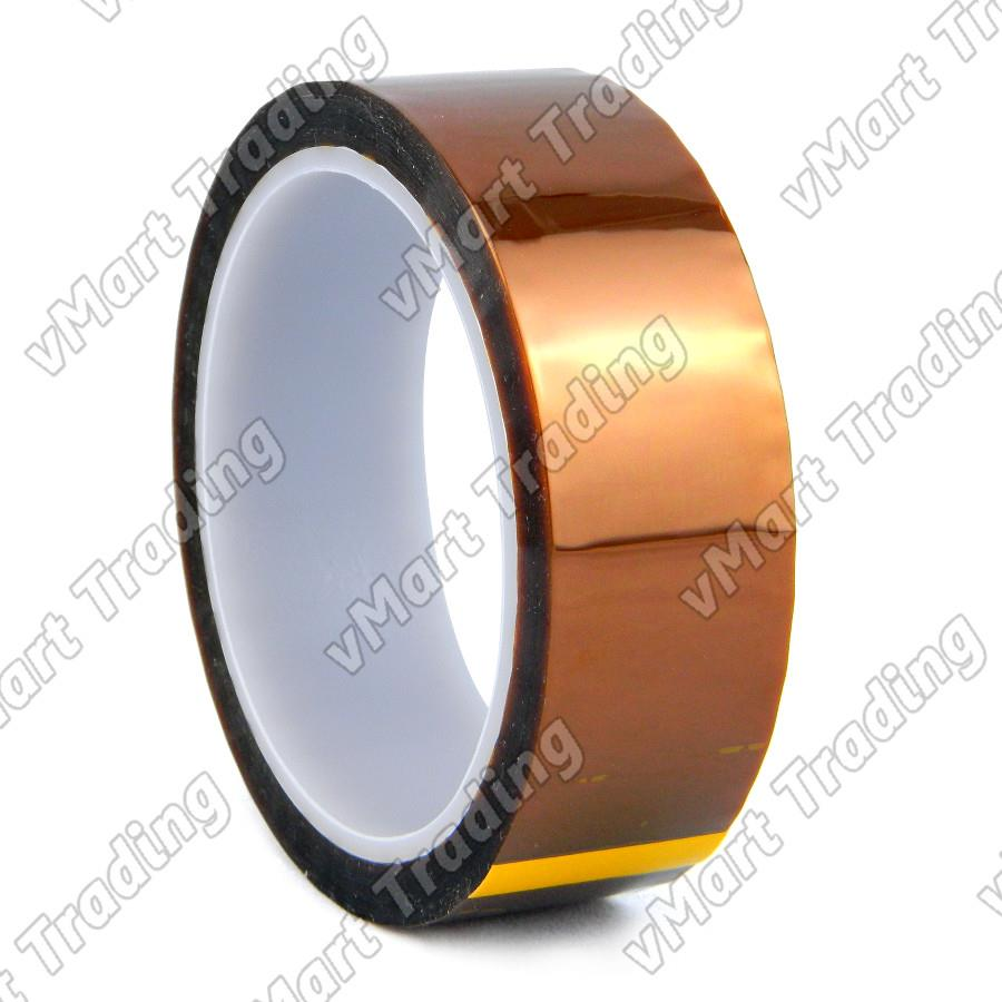 Kapton Polyimide Tape with Silicone Adhesive 30mm
