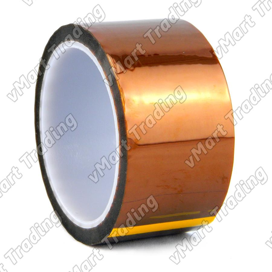 Kapton Polyimide Tape with Silicone Adhesive 50mm