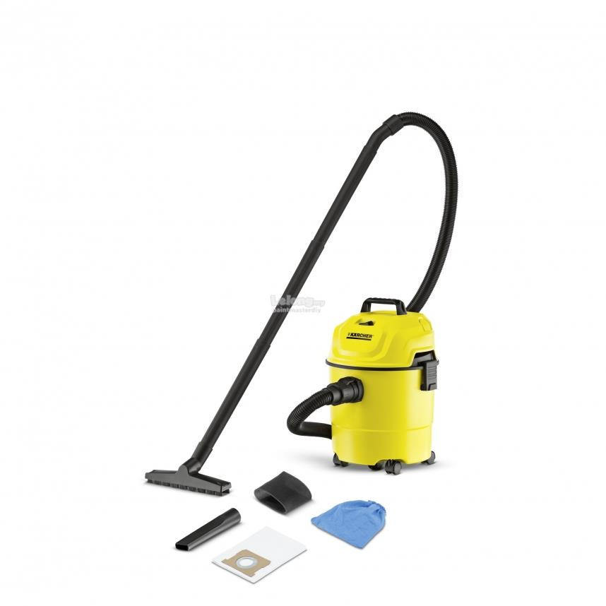 KARCHER MV 1 / WD 1 WET  AND DRY VACUUM CLEANER 15L